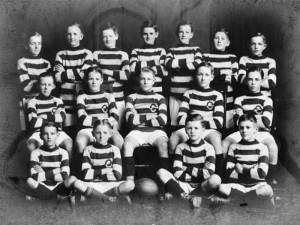 1923 Rugby Team